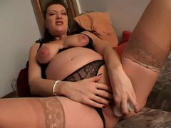 German, Pregnant, Mature, Anala matur german, Xhamster.com