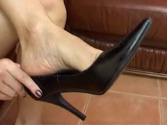 Heels, Japanese in high heels, Xhamster.com