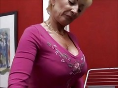 Bus, Mature, Beautiful mature, Xhamster.com