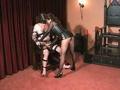 Goth, Slave, Dirty boots mistress slave whip, Xhamster.com