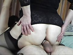 Aunt, Mom seduces aunt, Xhamster.com
