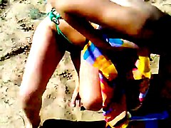 Masturbation, Jerking, Beach, Mum and daught nake on beach, Xhamster.com