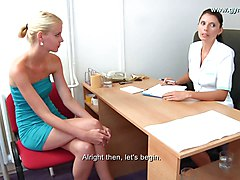 Gyno, Teacher, Exam, Asian gyno exam, Xhamster.com
