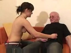 Teen, Old Man, Old man young lady, Gotporn.com