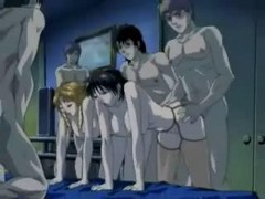Asian, Japanese, Cartoon, Japanese orgy part1, Drtuber.com