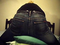 Jeans, Beauty, Orgasm, Jeans squirt, Xhamster.com