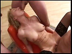 German, German mature threesome, Xhamster.com