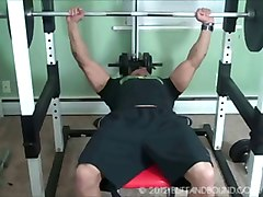 Gym, Shemales in the gym, Xhamster.com