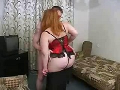 Mom, Russian, Bbw, Russian party, Drtuber.com