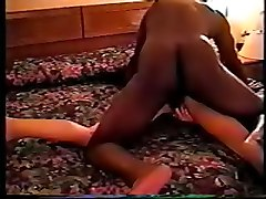 Black, Tied, Collared and leashed wife given to black man, Xhamster.com