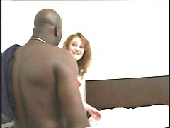 Black, Teen, Milf, Sister walks in on brother, Xhamster.com