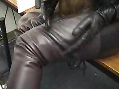 Boots, Brown leather boots, Xhamster.com