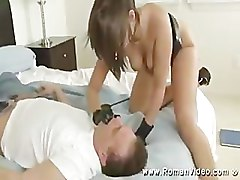 Facesitting, Domina sitting on small boys face, Pornhub.com