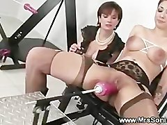 Gagging, Machine, Milking machines, Pornhub.com