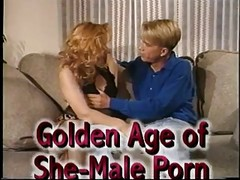 Vintage, Shemale, Shemale seduction, Xhamster.com