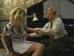 Bus, Blonde, Russian, Russian institute 6, Xhamster.com