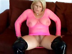 Bus, Boots, Flashing, Lesbian with boots, Xhamster.com