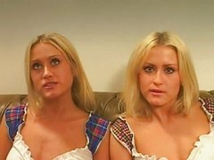Twins, Threesome, Twin seduces twin, Xhamster.com
