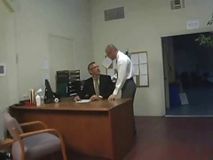 Office, Son fucks mom in office, Xhamster.com