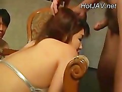 Cute, Horny japanese housewife massage and fuck, Pornhub.com