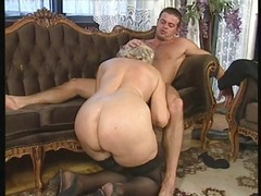 Granny, Orgy, French granny, Xhamster.com
