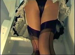 Panties, Maid, Quot male maid quot, Xhamster.com