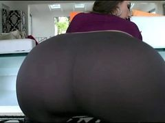Panties, Ass, Tight, Big ass double, Xhamster.com
