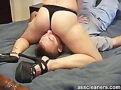 Bikini, Heels, Ass, Atm in stockings and suspenders, Pornhub.com