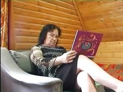 Anal, Granny, Granny and grandson creampie, Xhamster.com