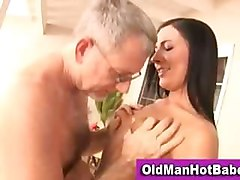 Old Man, Old man pick up young girl, Pornhub.com