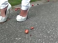 Heels, High heel crush, Pornhub.com
