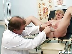 Blonde, Teacher, Exam, Gyneco exam, Pornhub.com