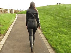 Leather, Tight leather pants, Xhamster.com
