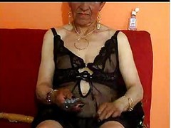 Granny, Horny shaved anal granny, Xhamster.com
