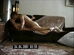 Russian, Milf, Russian first anal, Xhamster.com