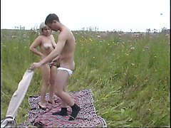 Amateur, Russian, Outdoor, Outdoor clothed, Xhamster.com