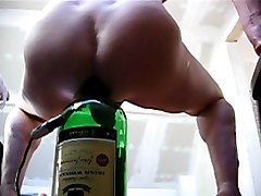 Bottle, Ass, Fucking bottle, Xhamster.com