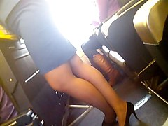 Stewardess, Stewardess in toilet, Xhamster.com
