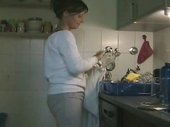Kitchen, Couple, Sex in kitchen, Xhamster.com
