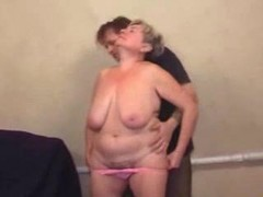 Granny, Granny surprised by her in law, Xhamster.com
