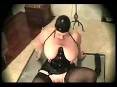 Fetish, Latex, Bbw, Groupsex in latex, Xhamster.com