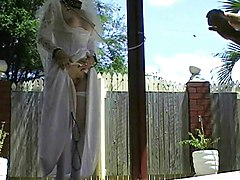 Whore, Bride, Wedding, Newly wed couple, Xhamster.com