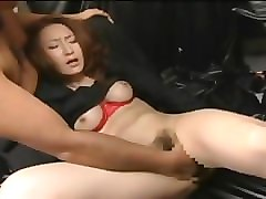 Japanese girl hands and legs tied and fucked, Pornhub.com