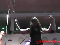 Erotic, Panties, Dance, Public pussy show on stage, Pornhub.com