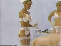 Nurse, Strapon, Young nurse, Xhamster.com