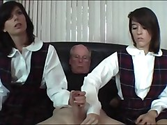 Old Man, Old man fucks hot maide, Xhamster.com