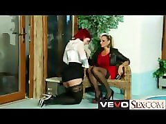 Bdsm, Domination, Babe, Hot and mean dominating and orgasmic lesbian, Pornhub.com