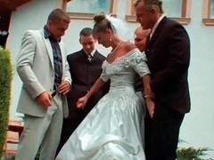 Gangbang, Bride, Wedding, Shulkas wedding, Gotporn.com