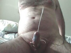 Electro, Cumshot, Electro froced orgasm, Xhamster.com