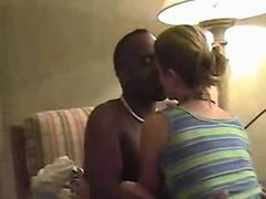 Black, Cuckold, Black on blonde, Gotporn.com